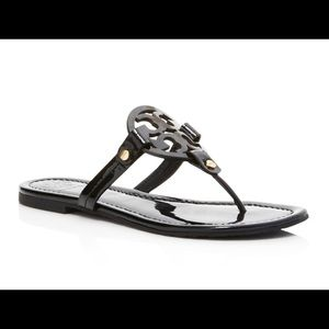 Tory Burch Miller Sandals - 8.5